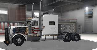 100 Scorpion Truck New Update Mod Peterbilt 389 625HP By Multiplayer Mod