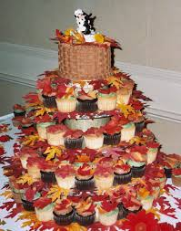 Lovable Fall Wedding Cupcakes Ideas Cupcake Decorating Cake Decor