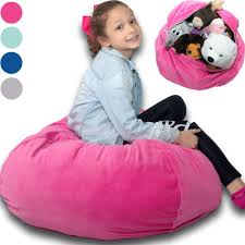 Amazon.com: Large Stuffed Animal Storage Bean Bag ❤