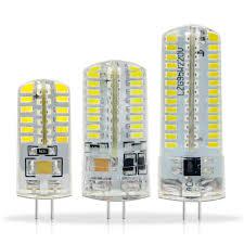 lada led g4 l 220v 1w 3w dc 12v g4 led bulb smd3014 2835 24