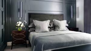 Chic Hotel Style Bedroom Design Ideas