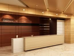 Loversiq Daut As F H Home Office Receptionist Desk Design Salon Reception Awesome Bar Decorating The Modern Hotel Interior With Brown For A