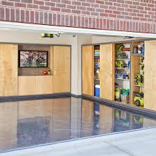 Garage Floor Paint Designs