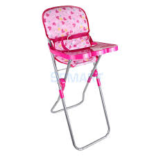23*31*56cm Baby Doll Dining High Chair Model Simulation Furniture ... Krabatse Doll High Chair John Lewis Partners Dolls Highchair At Feili Toys Baby With En71toys Buy Badger Basket High Chair With Padded Seat White Rose Fits Cutest Do It Yourself Home Projects From Ana Mommy Me By To Discover Shop Online For Best Price And Annabell 3 In 1 Swing Comfort Bayer Chic 2000 Dotty Pink Navy Bubbles My Mom And Me Toddler Ding 911 Reborn