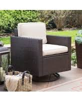 Sonoma Outdoorstm Presidio Patio Loveseat Glider by Spectacular Deal On Sonoma Outdoors Presidio Wicker Swivel Chair