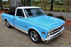 100 1968 Chevy Trucks For Sale Exceptional Show Qiality C10 Short Bed Crate 350ci