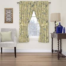 Arlee Home Fashions Dog Bed by Arlee Home Fashions Tuscan Stripe Jacquard Complete Window Set