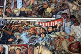 Famous Mexican Mural Artists by Images Of Murals By Diego Rivera In The Palacio Nacional De Mexico