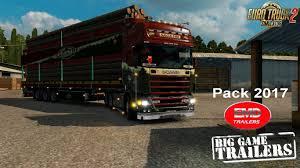 100 Gta 5 Trucks And Trailers Big Trailer Sag Tre EMD Modding Pack 2017 V10 126x