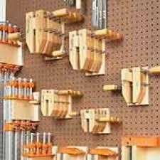 Wood Clamp Storage Rack Plans