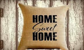 Rustic Throw Pillows Zoom Decor