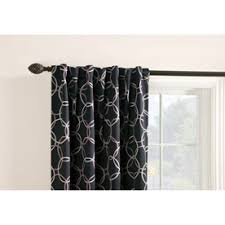 Thermal Curtain Liner Grommet by Shop Curtains U0026 Drapes At Lowes Com