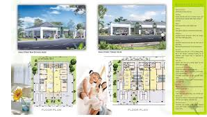 Decorative Single House Plans by Rich Venture Construction Sdn Bhd Semi Detached And Terrace