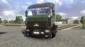 100 Truck Simulator 2 Euro Best Russian Trucks For The Game