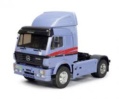 1:14 RC Ger. Truck Merc.Benz 1838 LS Kit - RC Traktor Trucks 1:14 ...