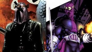 Baron Zemo Captain America Civil War