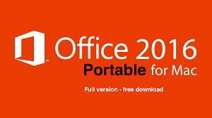 Mac Microsoft fice 2016 Portable Free for OS X  Mac