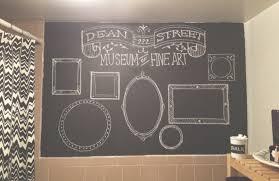Amazing Chalk Wall Art 107 Chalkboard Tumblr With Regard To