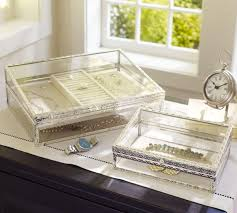 Antique Silver Jewelry Boxes   Pottery Barn CA Pottery Barn Jewelry Box Glass Jewellery And Box Interior Personalized Faedaworkscom A Simple Kind Of Life The Big 27 Wolf Mckenna Jewelry My Collection Youtube Pottery Barn Kids Bunny Train Case Pbk Bunny Train Case Mirrored Costco Target Antique Silver Fine Living For Less Pottery Barn Kids Mercari Buy Sell Things You Love Medium Jewellery Leather Au Monogrammed Big Girl From Diamonds