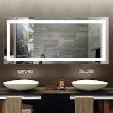 integrierte beleuchtung im badezimmer led spiegel