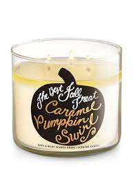 Bath And Body Works Pumpkin Pie by Caramel Pumpkin Swirl 3 Wick Candle Bath U0026 Body Works