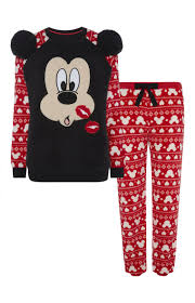 Mickey Mouse Bathroom Set Uk by Primark Mickey Mouse Kisses Sherpa Pj Set Pjs Pinterest