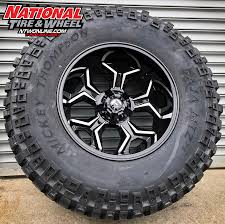 20X12 Fuel Off Road Avenger Mounted Up To 40X14.50R20 Mickey ... Aftermarket Truck Rims 4x4 Lifted Wheels Weld Racing Xt American Classic Custom And Vintage Applications Available 2010 Dodge Ram 1500 Slt 4wd Wheel Tire Package Great Value Packages Kingwood Tx Houston Bigtex Tires Offroad 52019 F150 Amazoncom Custom Ar172 Baja Satin Black Helo Chrome Black Luxury Wheels For Car Truck Suv Shop At Offsets Image Details Kmc Street Sport Offroad Most 189 Kmc Xd Rockstar Ii Rs2 811 Lt28565r18 Nitto Trail And Packages Trucks Wwelherocomrimsand