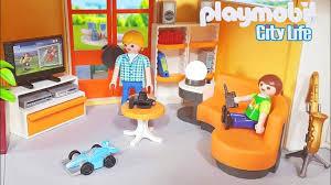 playmobil wohnzimmer 9267 neu einrichten für modernes playmobil wohnhaus 9266