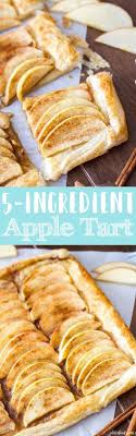 This Easy Apple Tart Recipe Is Made With Only 5 Ingredients Its Breakfast