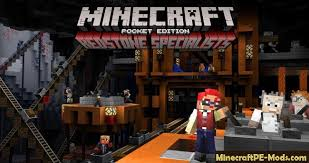 redstone puzzle map as mojang for minecraft pe 1 2 5 1 2 3 1 2 0