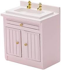 t tooyful 1 12 puppenstuben waschbecken mit waschtisch