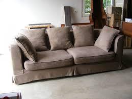 crozatier canapé canapé tissu couleur marron de marque crozatier en