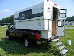 100 Alaskan Truck Camper Our 2008 Telescoping 1st State Chevy
