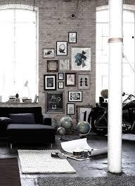 mit bildern dekorieren ideen zum anordnen schöner wohnen
