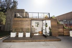 100 Containers Home The Shipping Container Tiny House Modern In Long Beach