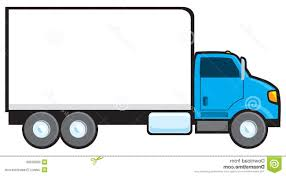 100 Delivery Truck Clipart HD Clip Art Drawing Vector Graphic Image And Icons