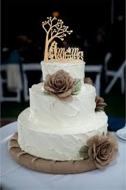 Custom Wedding Cake Topper Monogram Personsalized Silhouette With Your Last Name Date Tree Of Life