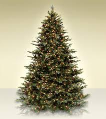 Santa Fe Fir Artificial Christmas Trees