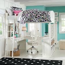Modern Loft Bedroom Design Idea For Teens