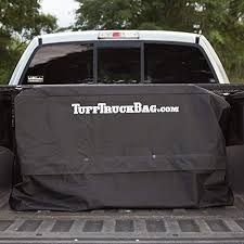 100 Truck Bed Bag SoftShell Carriers Tuff Black Waterproof Cargo Carrier