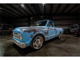 1968 Chevrolet C10 For Sale | ClassicCars.com | CC-1174772 1968 Chevy C10 Pickup Truck Hot Rod Network Chevrolet Malibu Classics For Sale On Autotrader Gmc East Haven New Vehicles Dave Mcdermott C60 Dump Truck Item I4697 Sold December 20 Silverado 2500hd Reviews Chevy 4x4 A Photo Flickriver Classiccarscom Cc10120 Panel 68 Pro Touring Cc1109295 Hemmings Find Of The Day K10 Daily