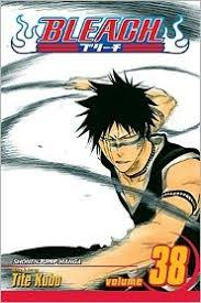 Bleach Vol 38 Fear For Fight By Tite Kubo And