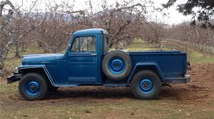 Find Of The Week: 1951 Willys Jeep Truck | AutoTRADER.ca Stinky Ass Acres Willys Rat Rod Offroaderscom 1952 Willys Jeep Truck Youtube 1958 Pickup 1948 Truck Classic Trucks All Makes And Models Pinterest Jeep Amazoncom Frolics Cj5 Wagoneer Jeepster Gladiator Interior 1955 4wd Paint Historical Hlight The Print Ad The Heritage 1950 Blog Dump Ewillys Swapping A Wagon Onto Wrangler Yj Chassis