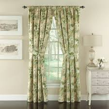 Waverly Kitchen Curtains And Valances by Kitchenlance Curtains Waverly For Beachlances Swag Curtain Toppers