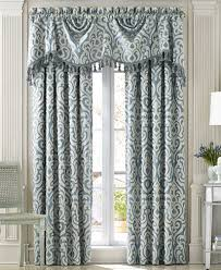J Queen Celeste Curtains by J Queen New York Lucerne Window Panel And Valance Collection