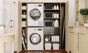 trockner auf waschmaschine stellen gute idee das haus