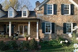 100 Fieldstone Houses Pennsylvania Dutch Farmhouse Old House Journal Magazine