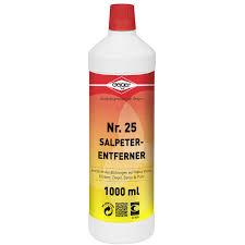 geiger nr 25 salpeter entferner 1 liter farblos