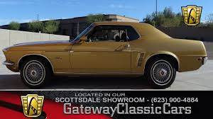 Classic Car / Truck For Sale: 1969 Ford Mustang In Maricopa County ...