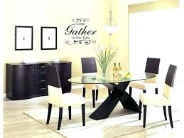 Dining Room Wall Design Unique Decor Table Ideas Furniture Hobby Lobby Decorations